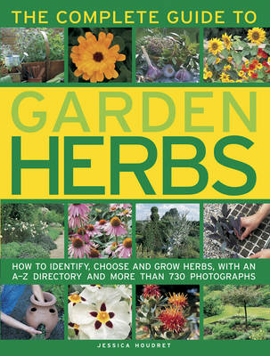 Complete Guide to Garden Herbs book