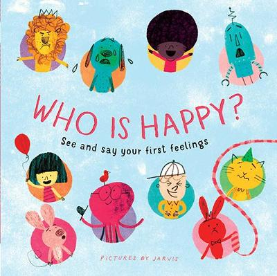 Who Is Happy? by Jarvis