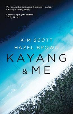 Kayang and Me by Scott Kim & Brown Hazel