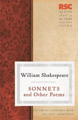 Sonnets and Other Poems by Eric Rasmussen