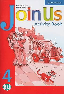 Join Us 4 Activity Book book
