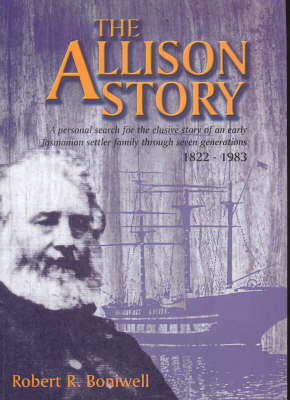 The Allison Story by Linda Walsh