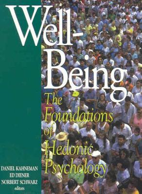 Well-Being by Daniel Kahneman