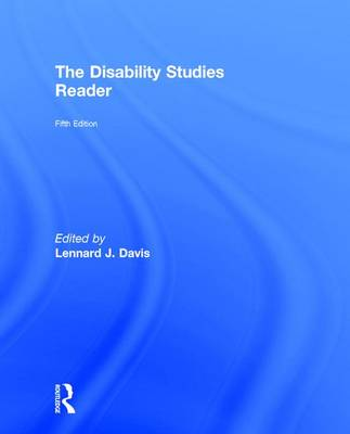 Disability Studies Reader book