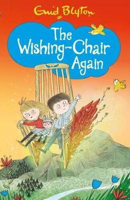 Wishing-Chair Again by Enid Blyton