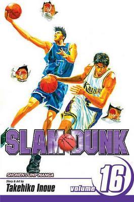 Slam Dunk, Volume 16 by Takehiko Inoue