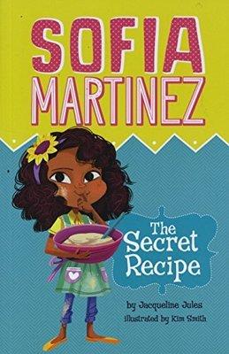 Secret Recipe book