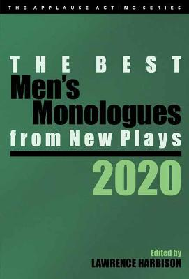 The Best Men's Monologues from New Plays, 2020 book