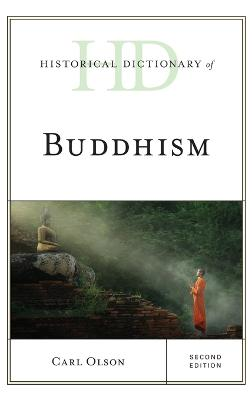 Historical Dictionary of Buddhism book