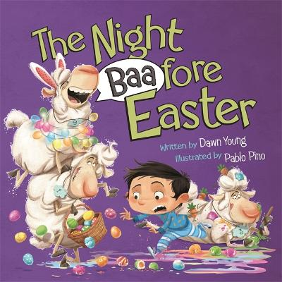 The Night Baafore Easter by Dawn Young