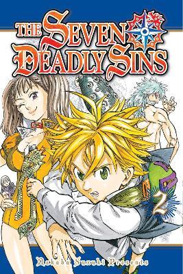 Seven Deadly Sins 2 by Nakaba Suzuki
