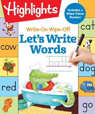 Let's Write Words by Highlights