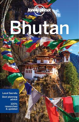 Lonely Planet Bhutan by Lonely Planet