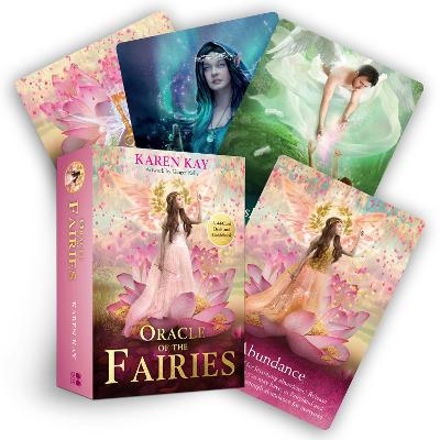 Oracle of the Fairies: A 44-Card Deck and Guidebook by Karen Kay