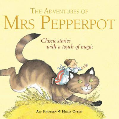 Adventures of Mrs Pepperpot book
