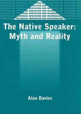 Native Speaker by Alan Davies