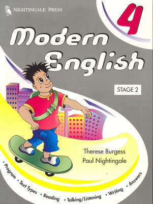 Modern English 4 by Therese Burgess