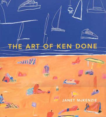 Art of Ken Done by Janet McKenzie