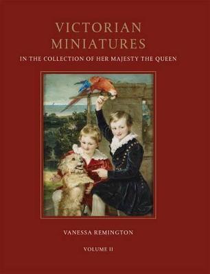 Victorian Miniatures by Vanessa Remington