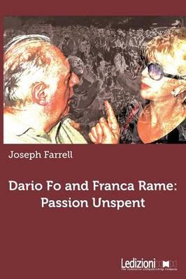 Dario Fo and Franca Rame by Joseph Farrell