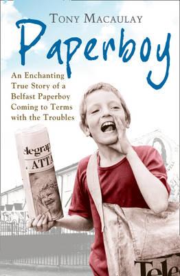 Paperboy by Tony Macaulay