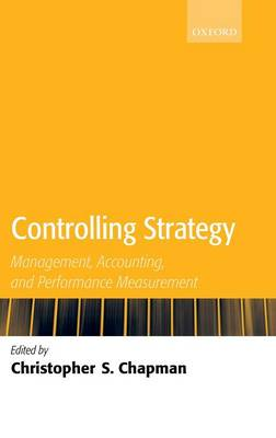 Controlling Strategy book