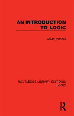 An Introduction to Logic book