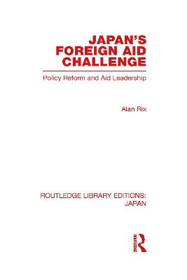 Japan's Foreign Aid Challenge book