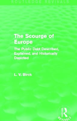 Scourge of Europe book