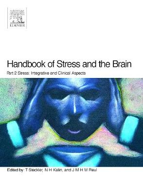 Handbook of Stress and the Brain by Thomas Steckler
