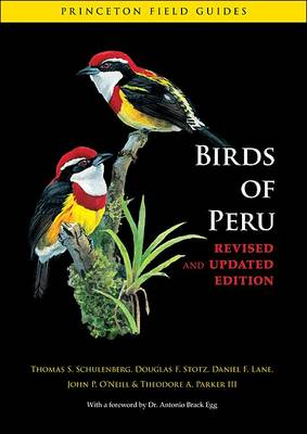 Birds of Peru by Thomas S. Schulenberg