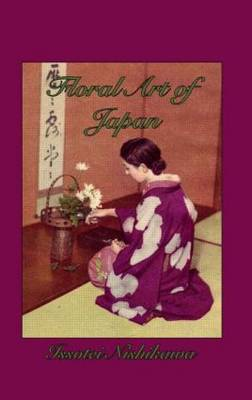Floral Art of Japan book