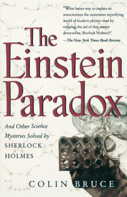 Einstein Paradox book