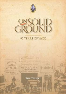On Solid Ground by Bill Tuckey