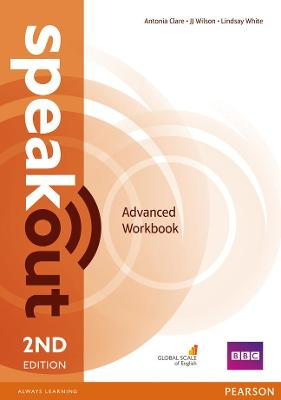 Speakout Advanced 2nd Edition Workbook without Key by Antonia Clare