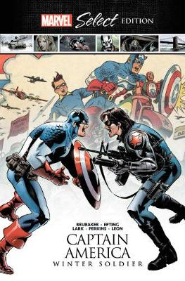 Captain America: Winter Soldier Marvel Select Edition by Ed Brubaker