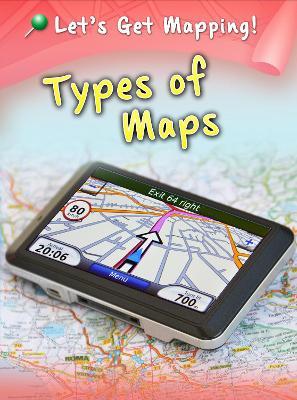 Types of Maps by Melanie Waldron