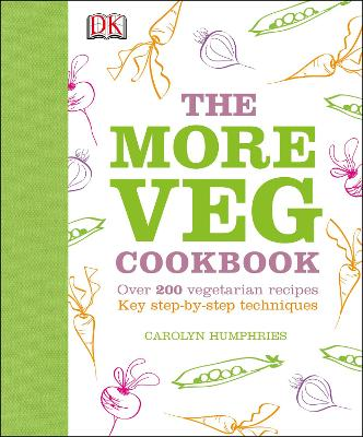 The More Veg Cookbook by Carolyn Humphries