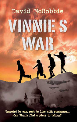 Vinnie's War (1 Volume Set) by David McRobbie