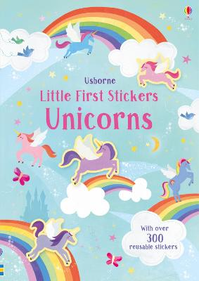 Little First Stickers Unicorns by Hannah Watson