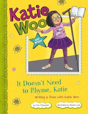 It Doesn't Need to Rhyme, Katie book