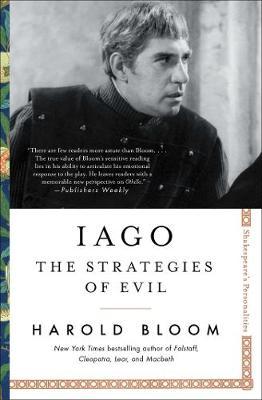 Iago: The Strategies of Evil book
