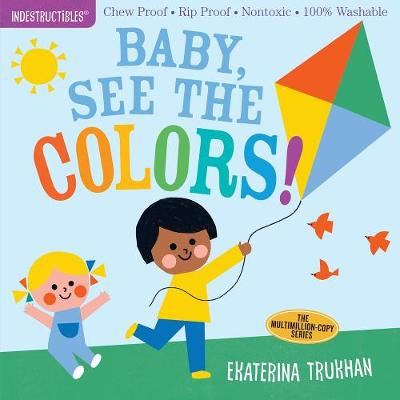Indestructibles: Baby, See the Colors! by Ekaterina Trukhan
