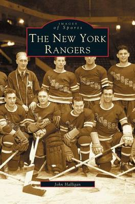 New York Rangers by John Halligan