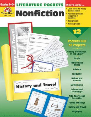 Literature Pockets: Nonfiction, Grades 4-6 by Jo Ellen Moore