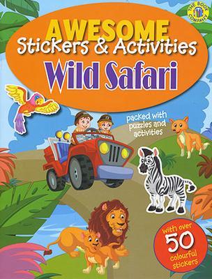 Wild Safari by The Book Company