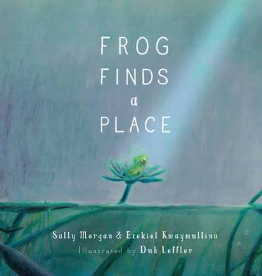 Frog Finds a Place book