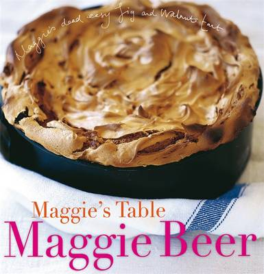 Maggie's Table book