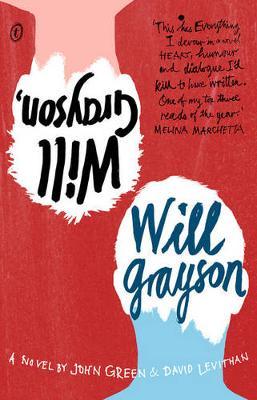 Will Grayson, Will Grayson book