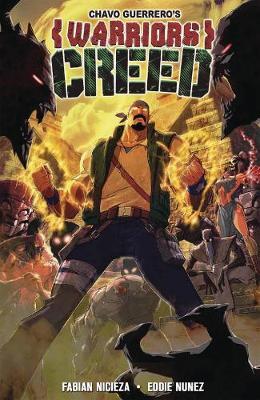 Chavo Guerrero's Warrior's Creed by Fabian Nicieza